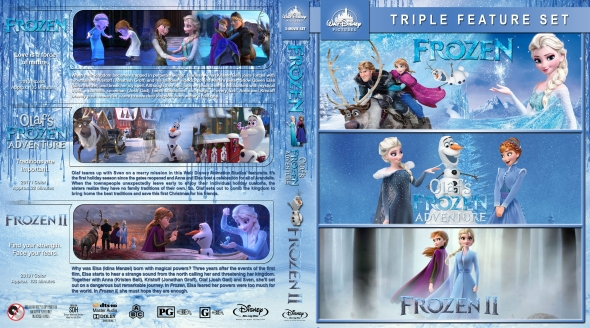 Frozen Triple Feature