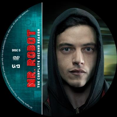 Mr. Robot - Season 2; disc 5
