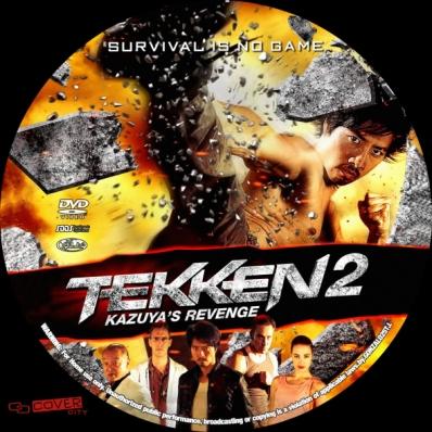 Covercity Dvd Covers Labels Tekken 2 Kazuya S Revenge