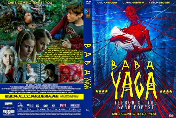 CoverCity - DVD Covers & Labels - Baba Yaga: Terror of the Dark Forest