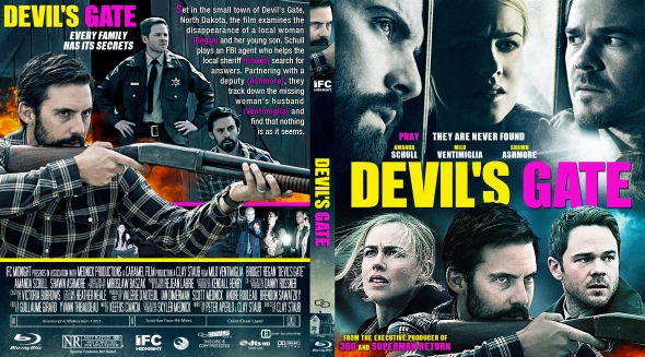 CoverCity - DVD Covers & Labels - Devil's Gate