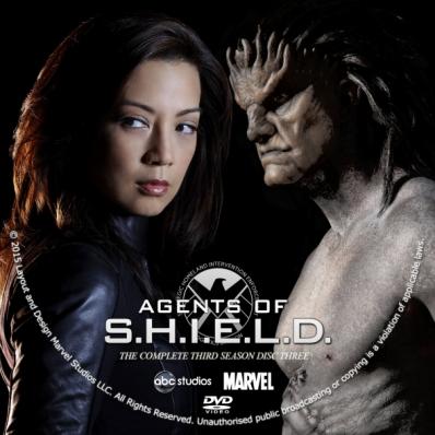 Agents of S.H.I.E.L.D. - Season 3; disc 3