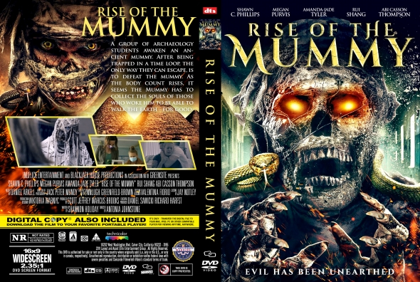 CoverCity - DVD Covers & Labels - Rise of the Mummy