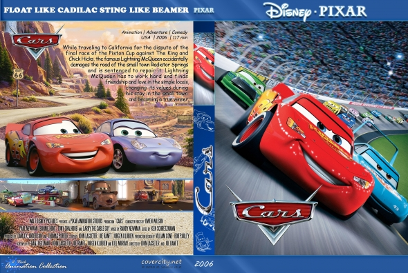 Covercity Dvd Covers Labels Cars