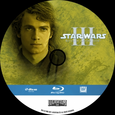 Covercity Dvd Covers Labels Star Wars Episode Iii Revenge Of The Sith Blu Ray
