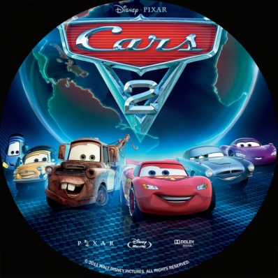 Covercity Dvd Covers Labels Cars 2