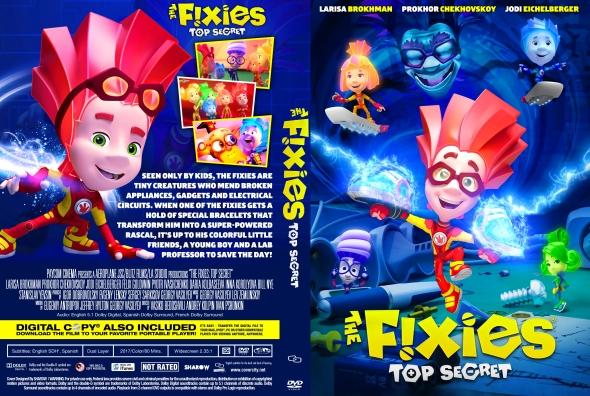 The Fixies Top Secret