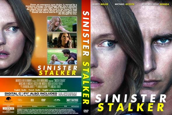 Covercity Dvd Covers Labels Sinister Stalker