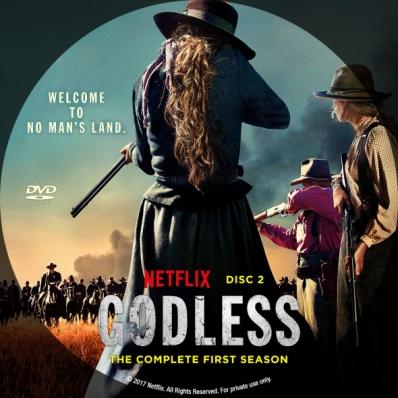 Godless - Season 1; disc 2