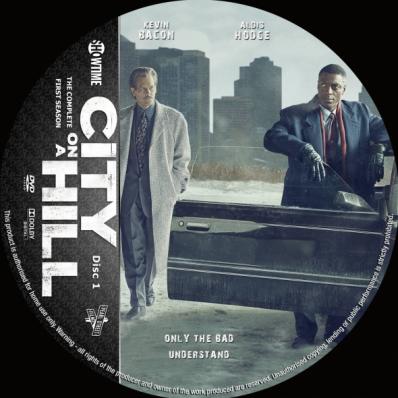 City on a Hill - Season 1; disc 1