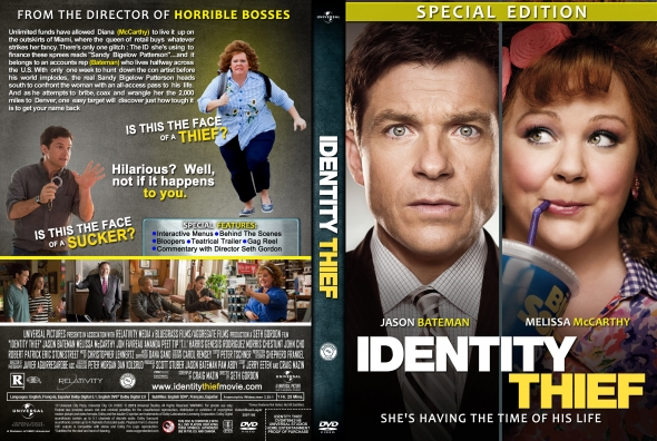 Covercity Dvd Covers Labels Identity Thief