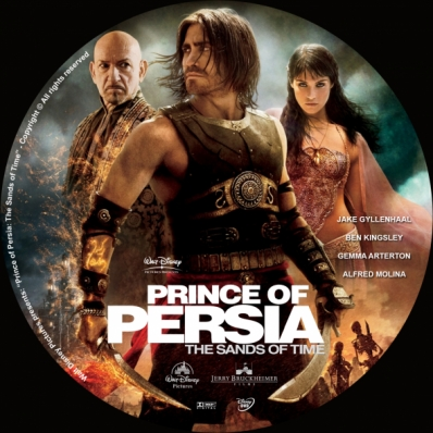 Covercity Dvd Covers Labels Prince Of Persia The Sands Of Time