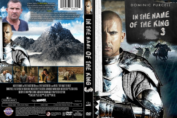 CoverCity - DVD Covers & Labels - In the Name of the King 3