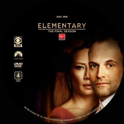 Elementary - Season 7; disc 1