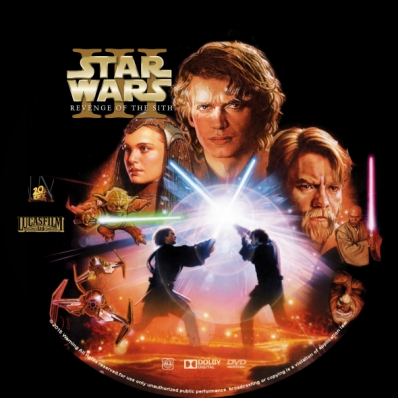 Covercity Dvd Covers Labels Star Wars Episode Iii Revenge Of The Sith