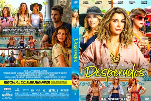 Covercity Dvd Covers Labels Desperados