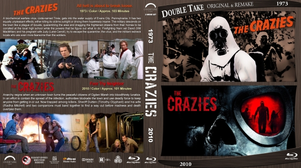 The Crazies Double Feature