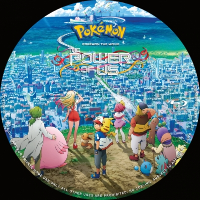 Covercity Dvd Covers Labels Pokemon The Movie The Power Of Us