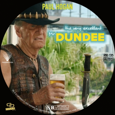 Covercity Dvd Covers Labels The Very Excellent Mr Dundee
