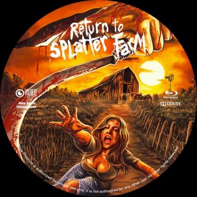 Return to Splatter Farm