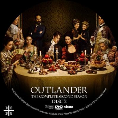 Outlander - Season 2; Disc 2