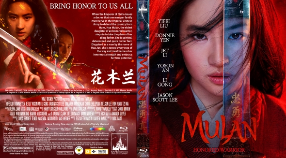 Covercity Dvd Covers Labels Mulan