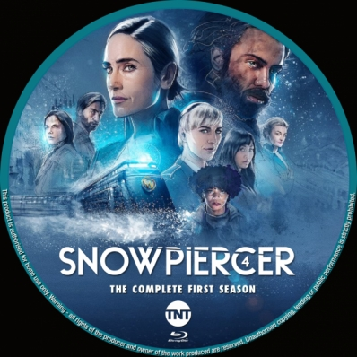 Snowpiercer - Season 1; disc 4
