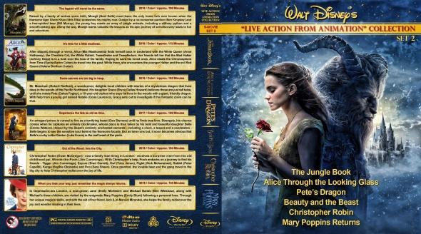 Disney Dvd Covers