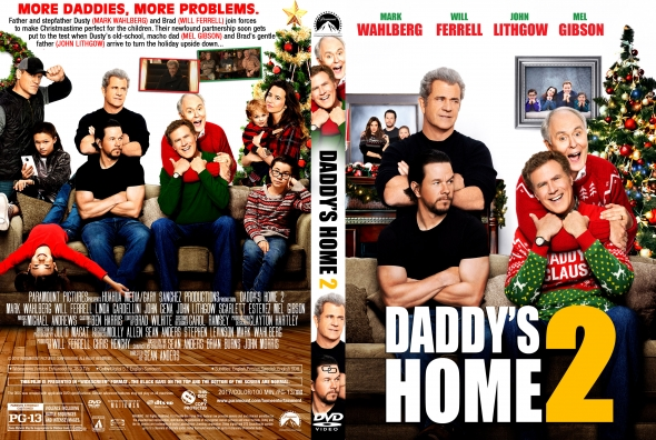 Covercity Dvd Covers Labels Daddy S Home 2