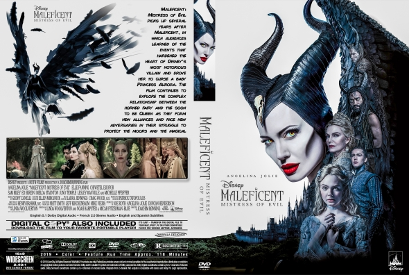 Covercity Dvd Covers Labels Maleficent Mistress Of Evil