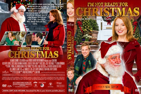 CoverCity - DVD Covers & Labels - I'm Not Ready for Christmas