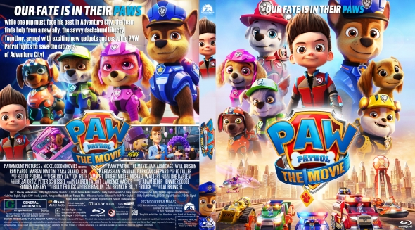 PAW Patrol: The Movie