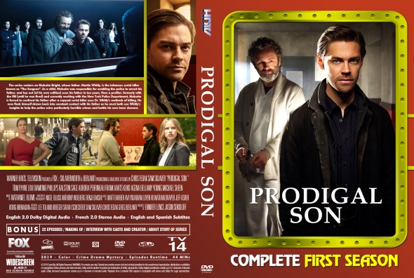 Prodigal Son - Season 1