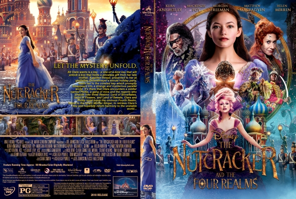 Covercity Dvd Covers Labels The Nutcracker And The Four Realms