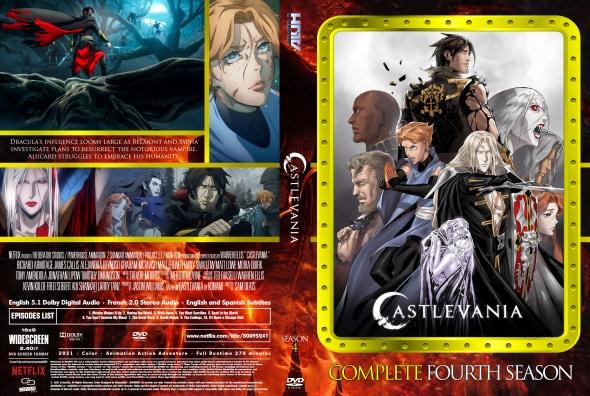 Castlevania - Season 4