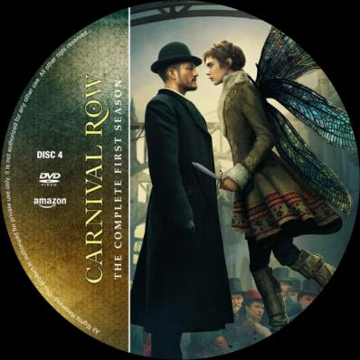 Carnival Row - Season 1; disc 4
