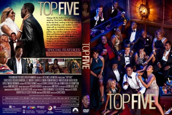 Top Five Movie 2014