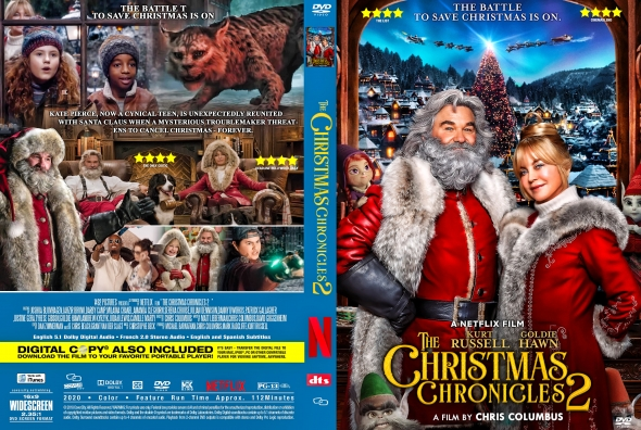 The Christmas Chronicles 2