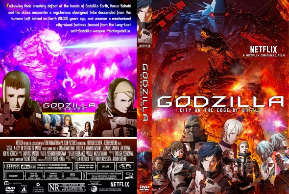Covercity Dvd Covers Labels Godzilla City On The Edge Of Battle