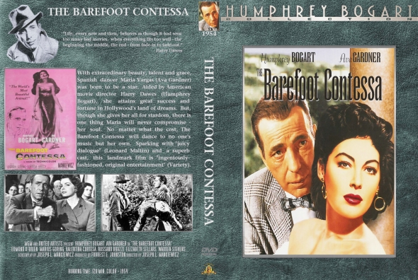 Covercity Dvd Covers Labels The Barefoot Contessa