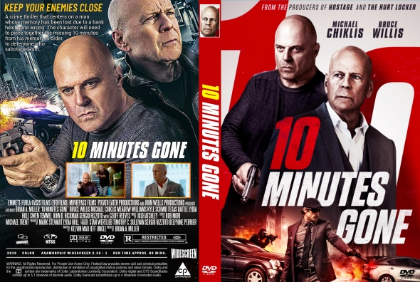 CoverCity - DVD Covers & Labels - 10 Minutes Gone