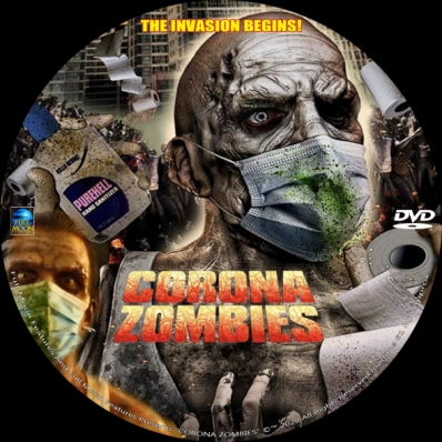 Covercity Dvd Covers Labels Corona Zombies